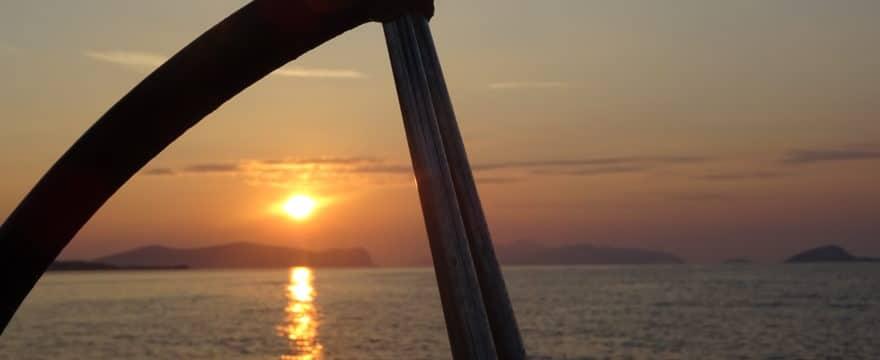 Un día cualquiera en un barco ¿Cuál es el plan?