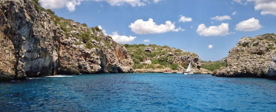Cales Coves en Menorca