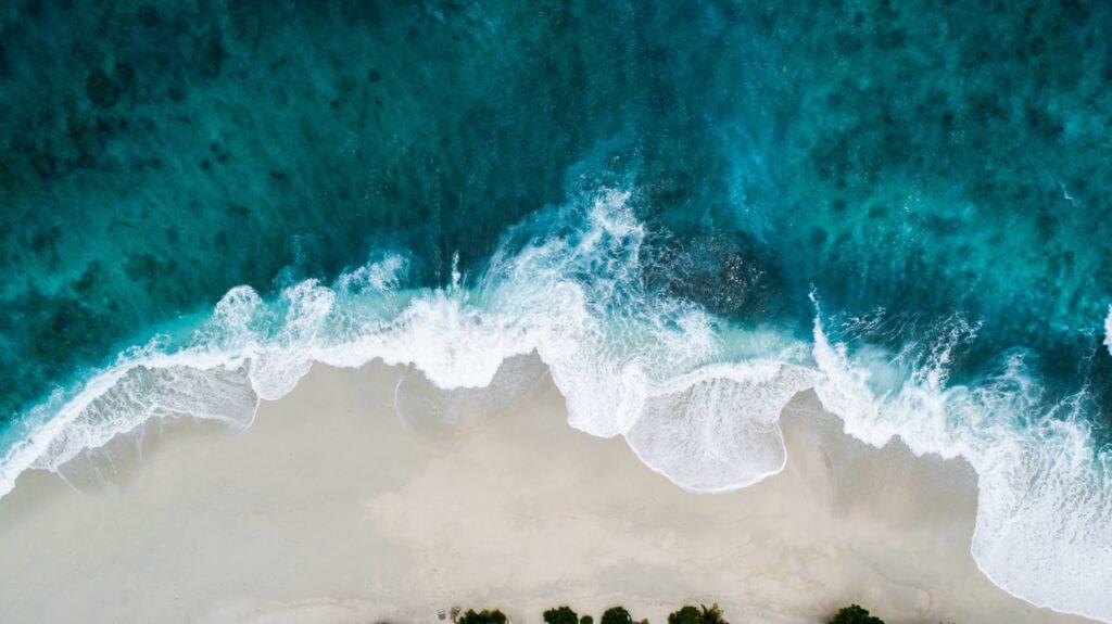 Efecto calmante del mar sobre el cerebro