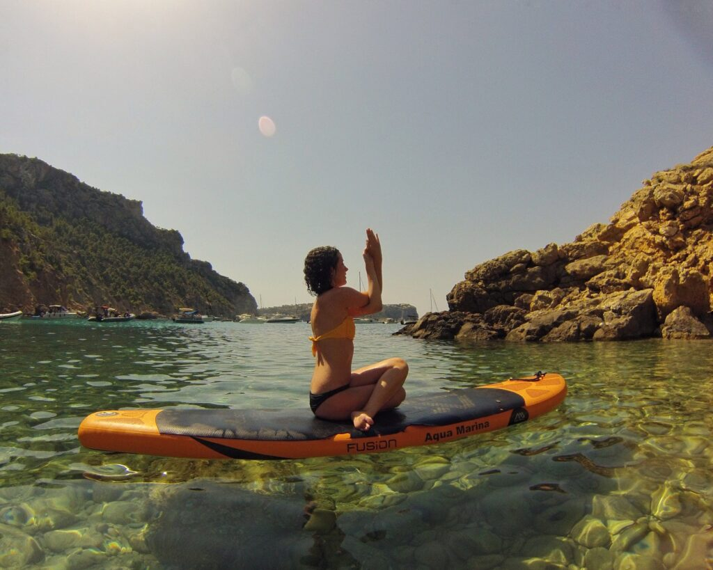 Retiro de yoga en velero